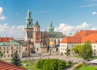 La Cattedrale di Cracovia