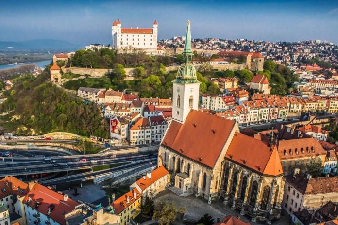 Il Duomo di San Martino a Bratislava