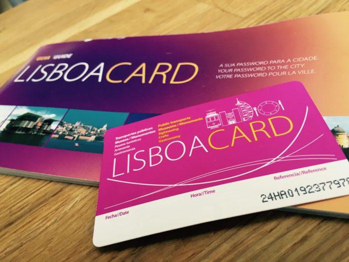 La Lisboa Card
