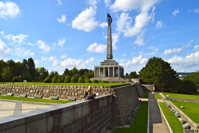 Il Memoriale di Slavín a Bratislava