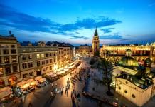Il Rynek di Cracovia