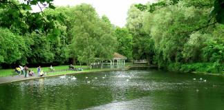 St. Stephen's Garden a Dublino