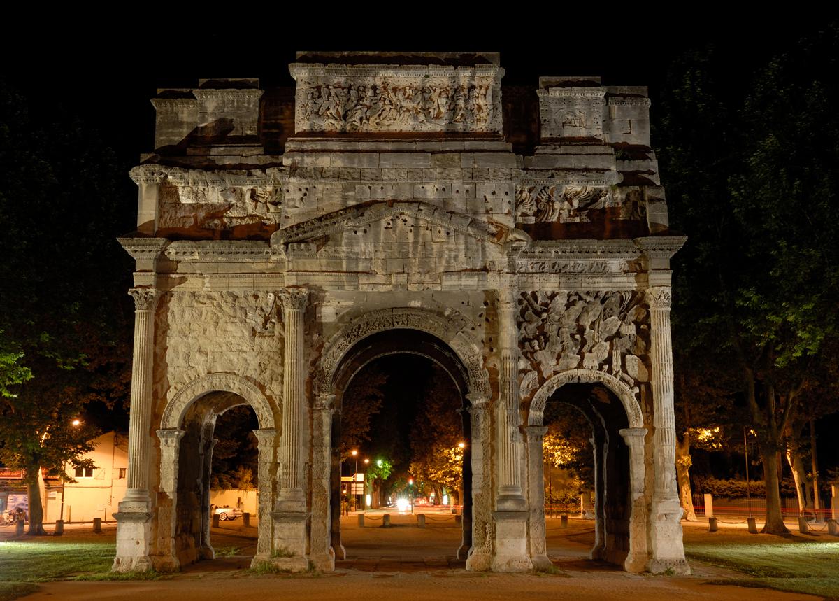 L'Arco di Trionfo di Orange
