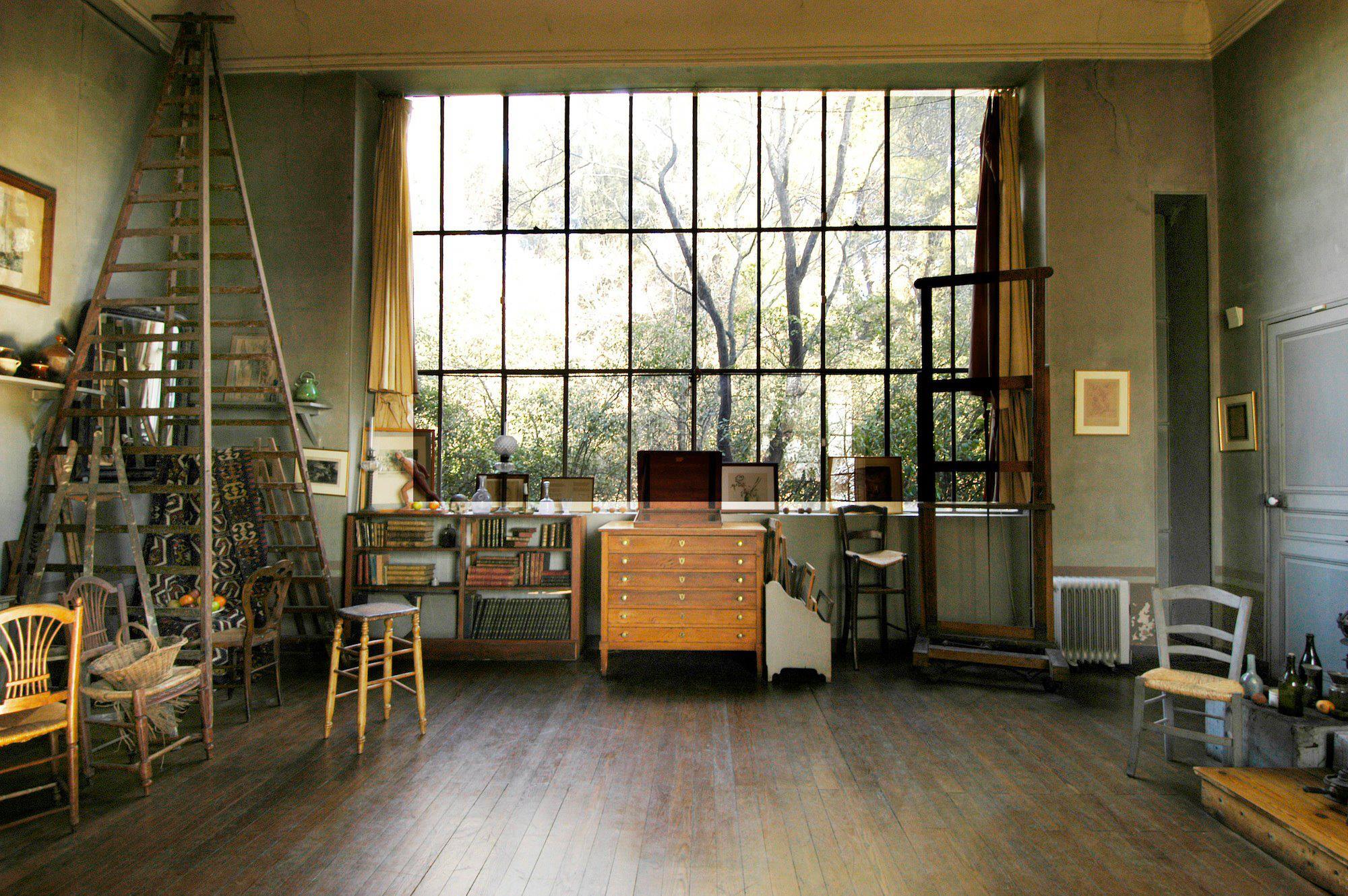 L'Atelier Cézanne
