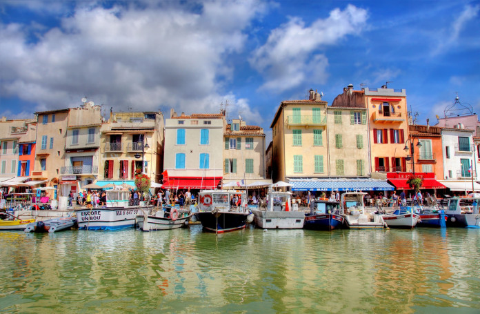 Cassis in Provenza
