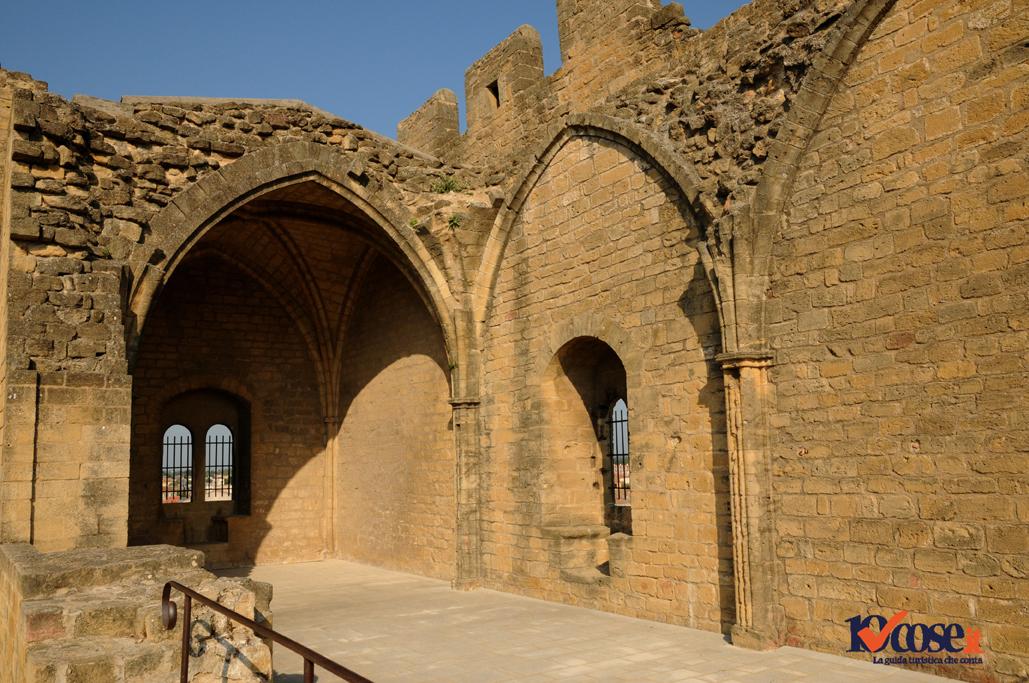 Il Castello d'Emperi a Salon-de-Provence