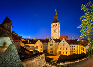 La Basilica di San Nicola a Tallinn