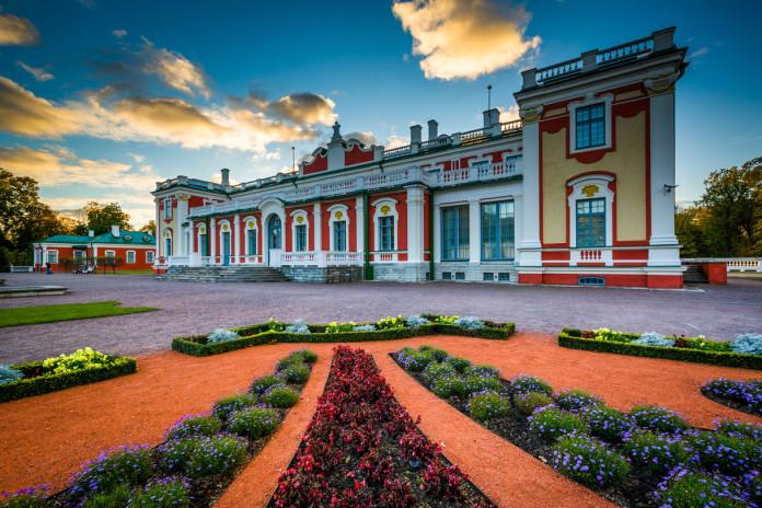 Palazzo e Parco del Kadriorg a Tallinn