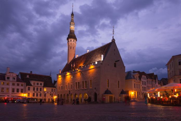 Il Municipio di Tallinn