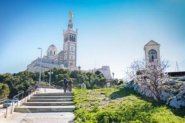 La Cattedrale di Notre-Dame de la Garde