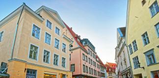 """Pikk Tanav, la """"strada lunga"""" di Tallinn"""