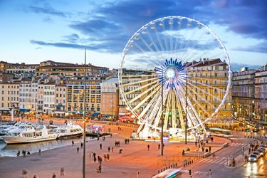 Il Porto Vecchio di Marsiglia