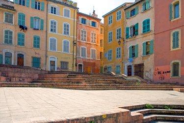 Il centro storico e il Quartiere Le Panier a Marsiglia
