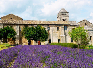 Saint-Remy de Provence in Provenza