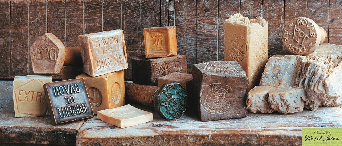 Il sapone di Salon-de-Provence