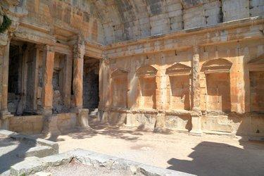 Il Tempio di Diana a Nîmes