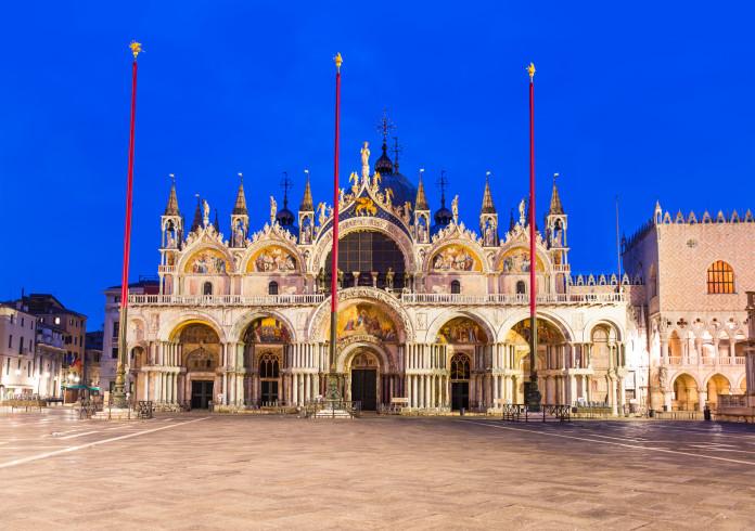 La Basilica di San Marco a Venezia