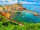 Il borgo di Vernazza nelle Cinque Terre