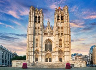 La Cattedrale di San Michele e Santa Gudula a Bruxelles