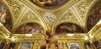 La Galleria Palatina di Palazzo Pitti a Firenze