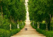 Il Giardino di Boboli a Firenze