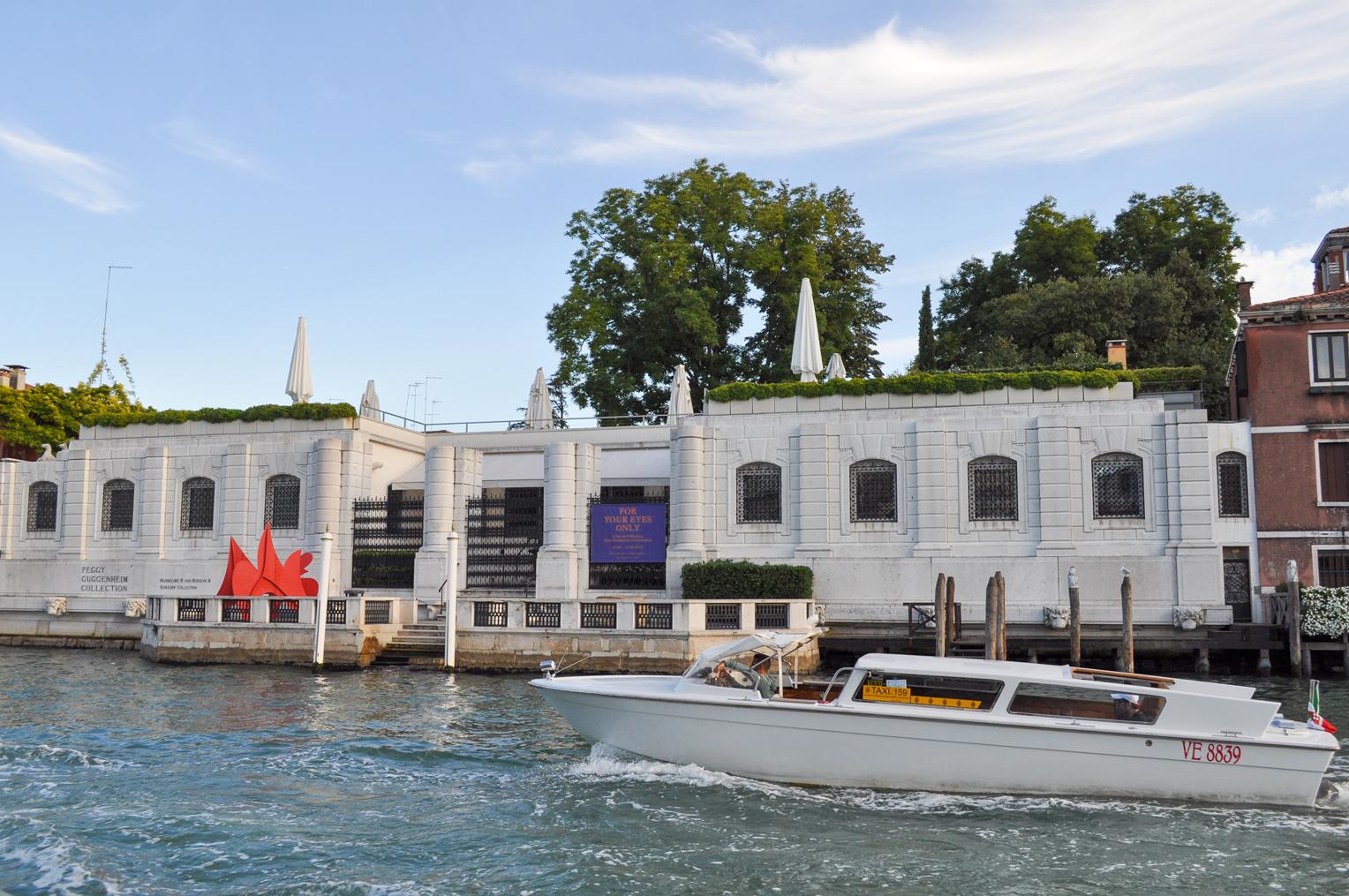 museo peggy guggenheim a venezia opere orari e biglietti