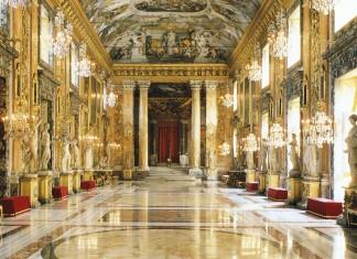 Palazzo Colonna a Roma