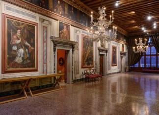 Palazzo Mocenigo a Venezia
