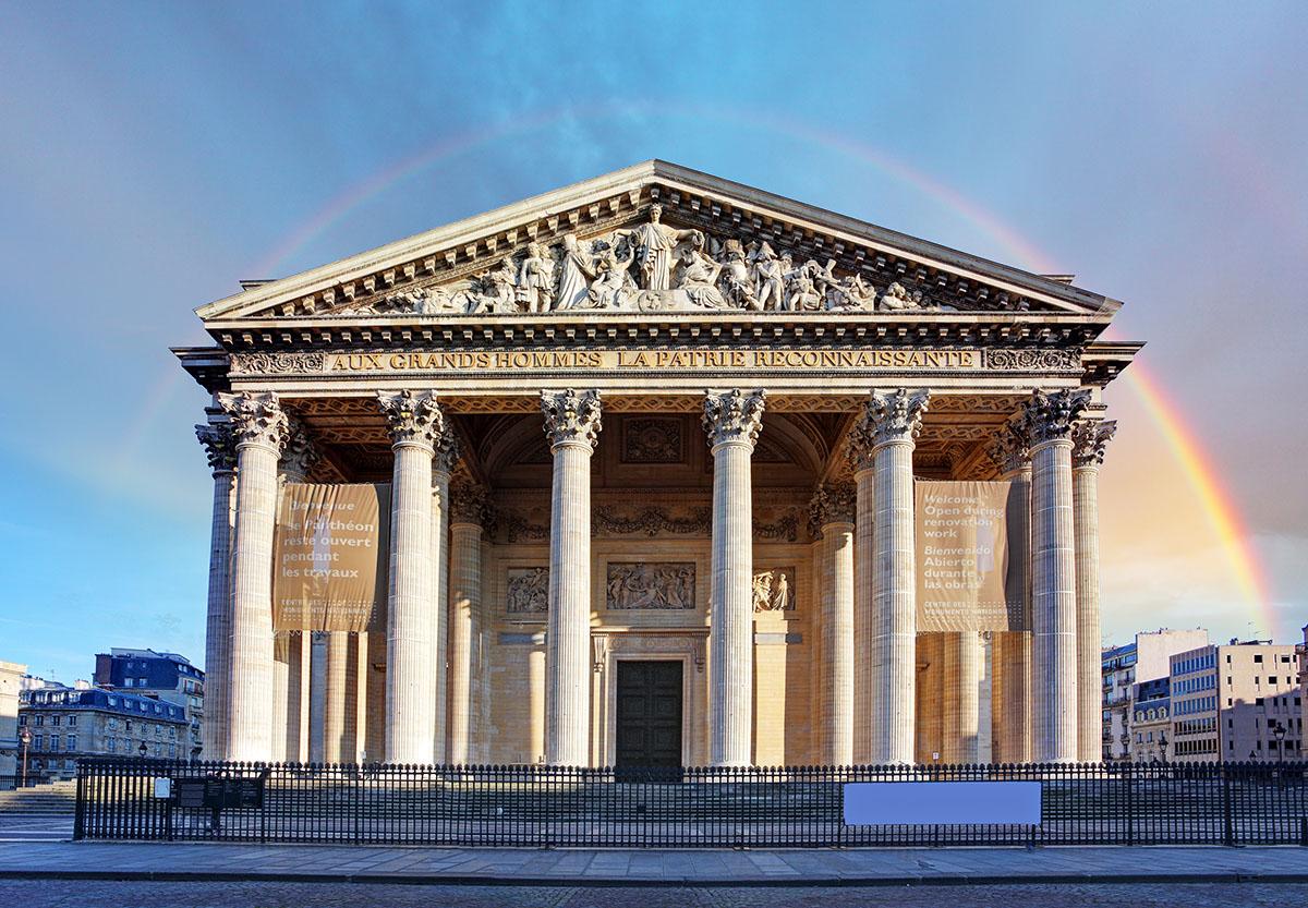 Il Pantheon di Parigi