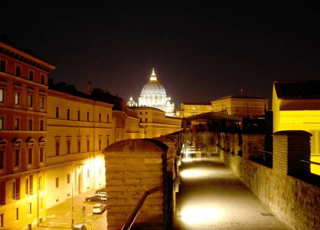 Il Passetto di Castel Sant'Angelo