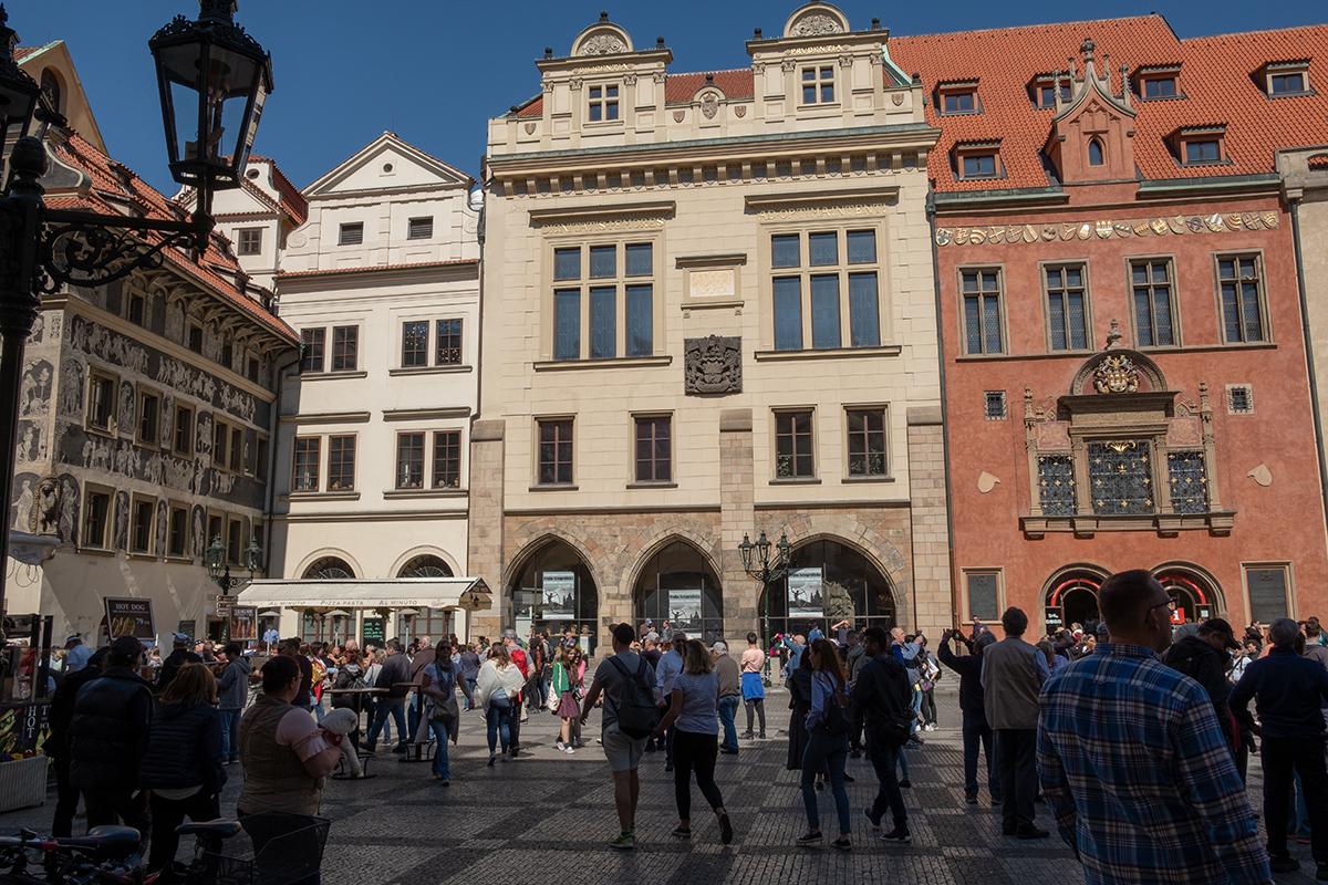 Il Radnice di Praga