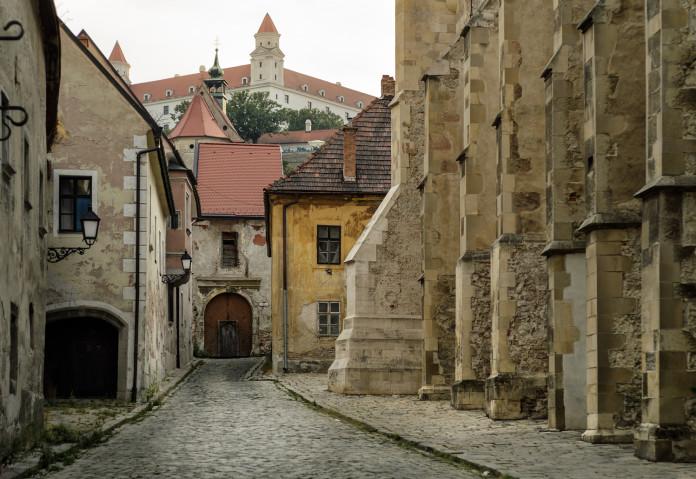 La Città Vecchia di Bratislava