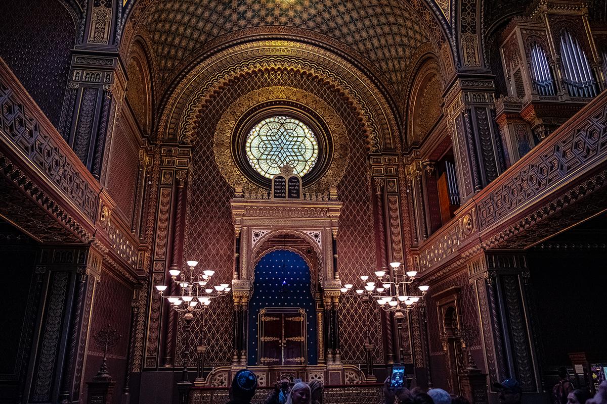 La Sinagoga Spagnola di Praga