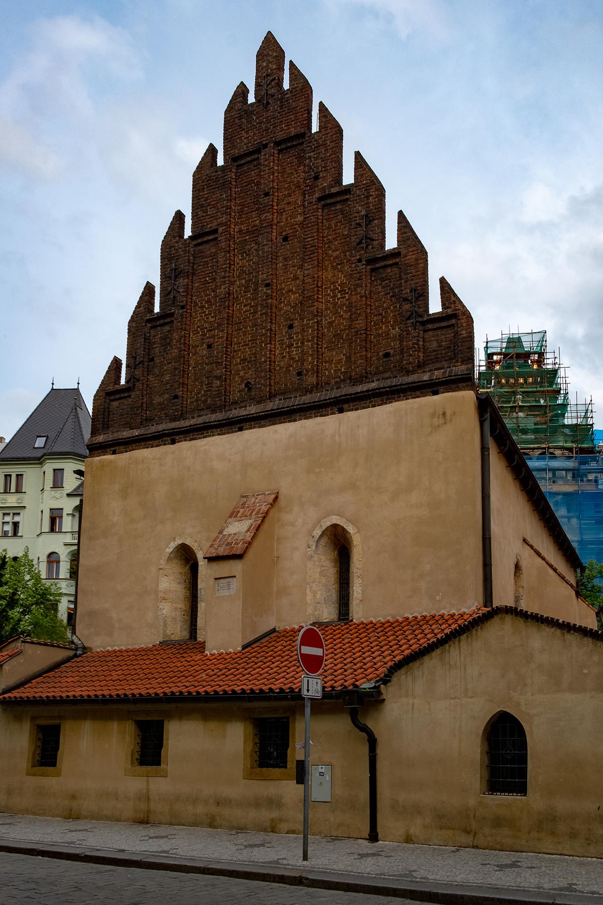 La Sinagoga Vecchionuova