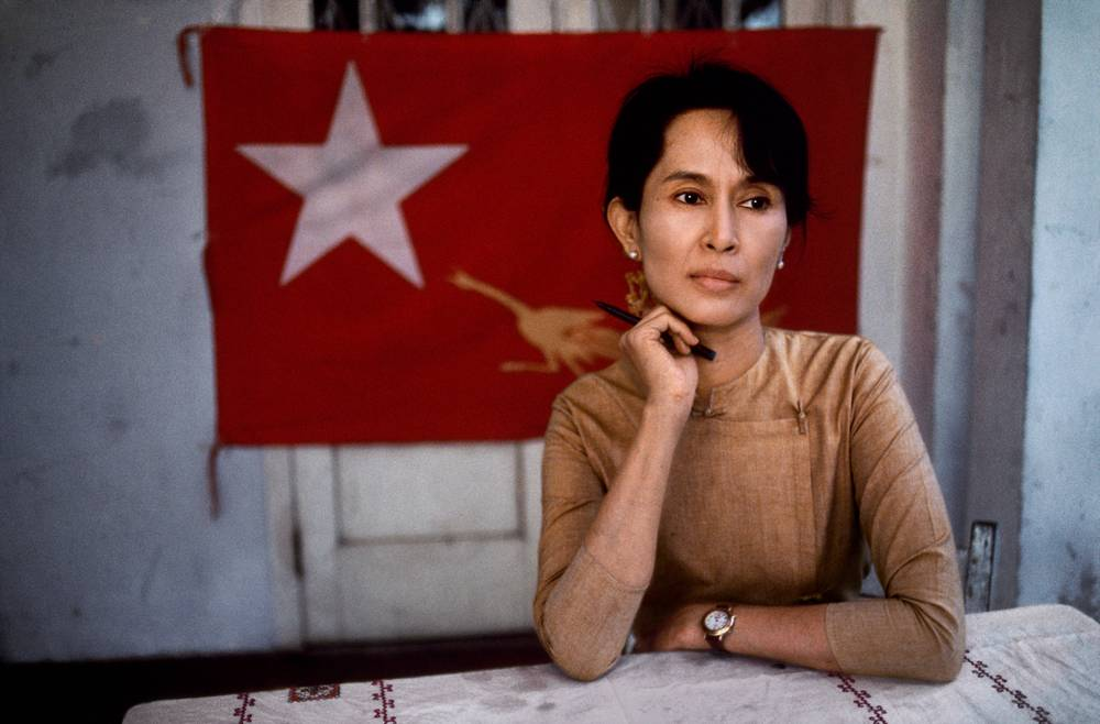 Rangoon, Birmania, 1995