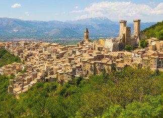 Il Borgo di Pacentro in Abruzzo