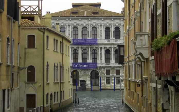Ca' Pesaro a Venezia