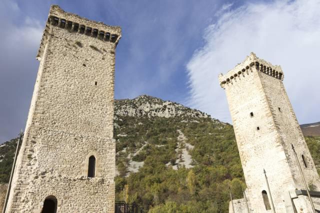Il Castello di Pacentro