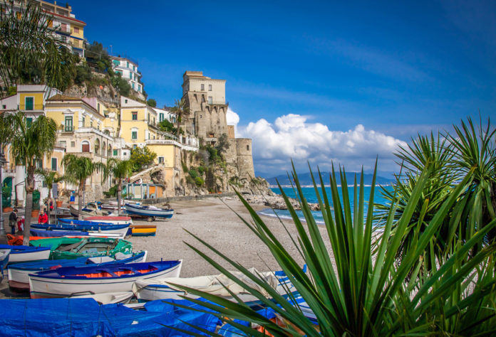Cetara in Costiera Amalfitana