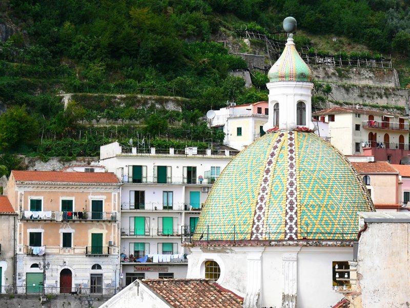 Il Duomo di Cetara