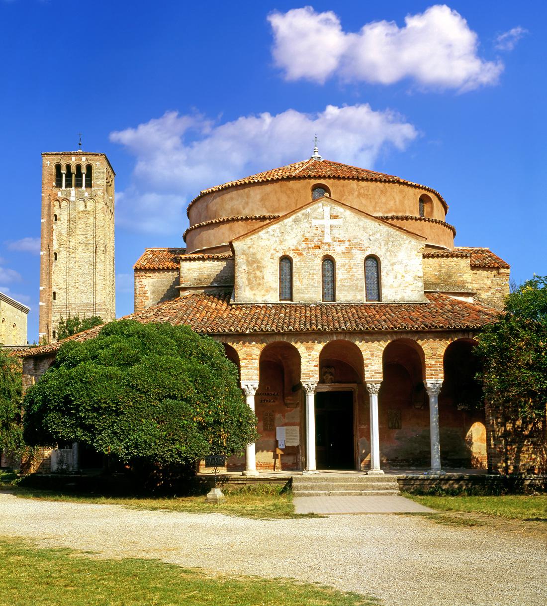 La Chiesa di Santa Fosca