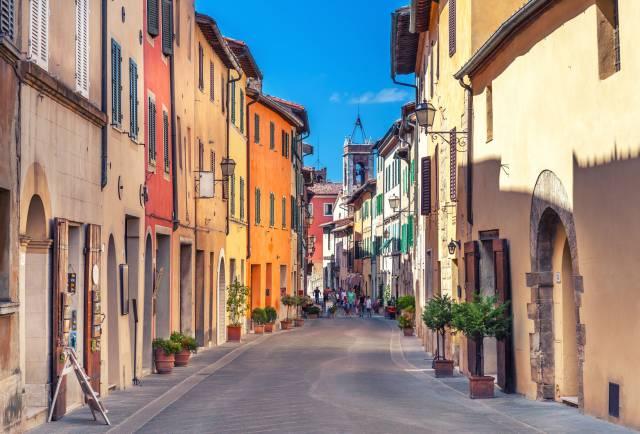 Il corso di Montepulciano