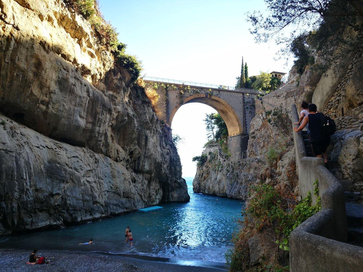 Il ponte del Fiordo