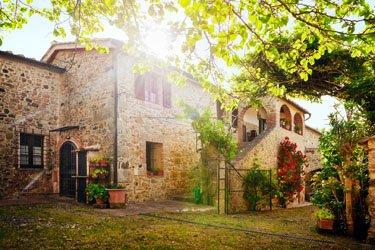 Dove dormire a Gubbio