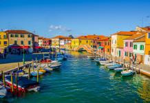 L'Isola di Murano a Venezia