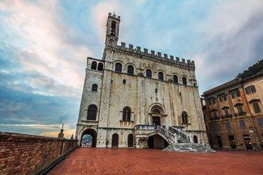 Palazzo dei Consoli a Gubbio