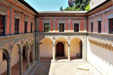 Il Palazzo Ducale di Gubbio