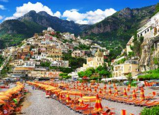 Positano in Costiera Amalfitana