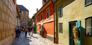 Il Vicolo d'Oro di Praga