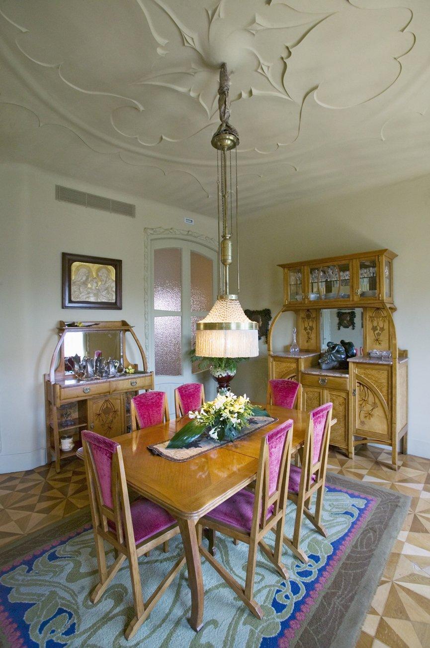 L'interno di Casa Milà